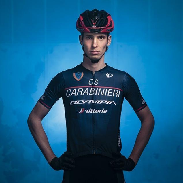 Daniele Braidot, atleta Elite MTB XC e Ciclocross CX, Centro Sportivo Carabinieri, Olympia, puri campione Italiano, podi ad Europei e Mondiale