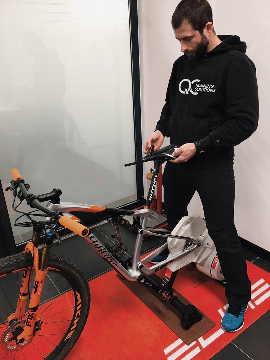 Cucinotta biomeccanico udine friuli bikefit